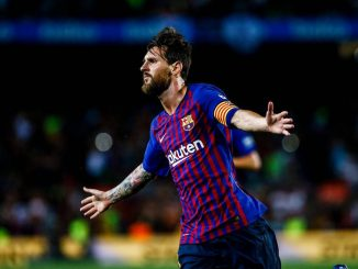 Lionel Messi Beats Pele Highest Goal Scorer In A Single Club