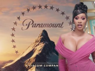 Paramount Celebrates New Cardi B Movie With WAP Joke